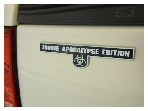 Zombie Apocalypse Edition - Chrome Plated Plastic -