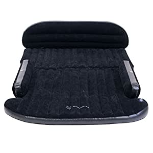 Winterial SUV Heavy-duty Backseat Car Inflatable Travel Mattress for Camping, Perfect For Your Minivan or SUV, FULL, Car Camping
