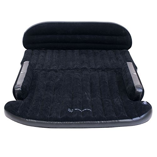 Winterial SUV Heavy-duty Backseat Car Inflatable Travel Mattress for Camping / Perfect For Your Minivan or SUV / FULL
