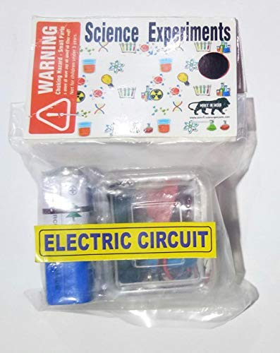 Buy SSP Science Project Basic Electric Circuit Material DIY kit for