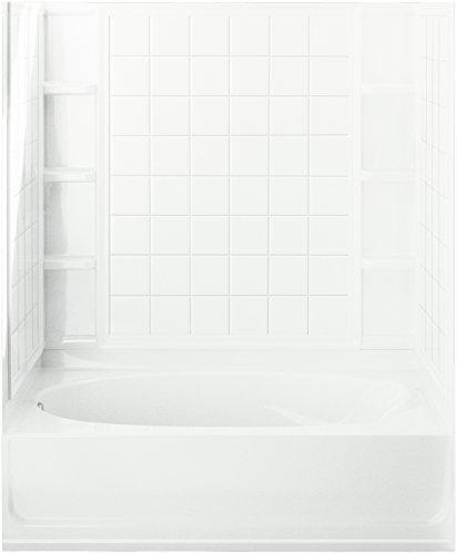 Sterling Plumbing 71110112-0 Ensemble Bath and Shower Kit...