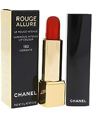 Chanel Chanel Rouge Verleid de intense lippenstift Glanzende lippenstift 3.5 g 182 vibrerend
