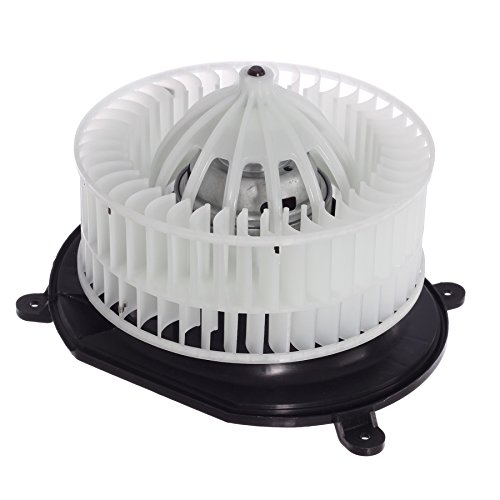AUTEX HVAC Blower Motor Assembly 615-58608 700212 Replacement for Mercedes Benz CLS500 CLS55 AMG E350 2006 Compatible with Mercedes Benz E320 E500 E55 AMG 2003 2004 2005 2006 ()