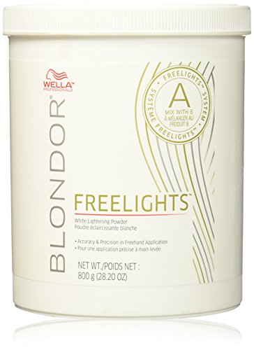 Wella Professionals Blondor Freelights White Lightening Powder - 28.20 oz - Wella Blondor Lightening
