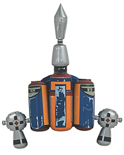 (Star Wars Boba Fett Inflatable Jetpack )