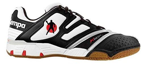 Kempa Performer 200844001 - Zapatillas de balonmano para hombre negro