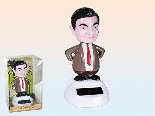 Figurine Mr Bean Mobile Solaire Comique Bureau Voiture D/éco Maison 778