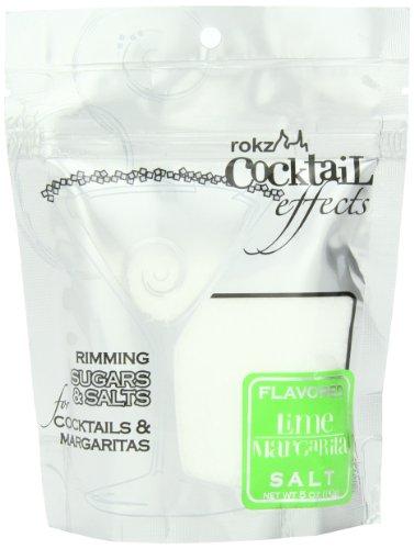 Rokz Design Group Margarita Salt, Lime, 5 Ounce
