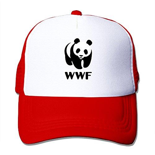Price comparison product image Men WWF Logo Panda Logo Animals Lover Custom Baseball Caps