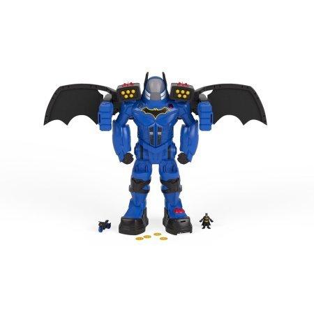 Imaginext DC Super Friends Batman Batbot Xtreme