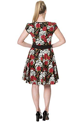 Banned Damen Kleid mehrfarbig mehrfarbig