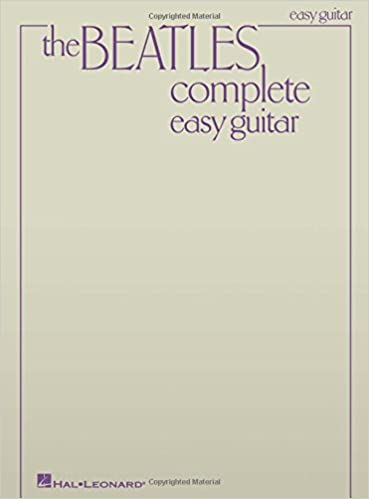 Amazon Beatles Complete Easy Guitar 0073999960822 The