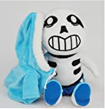 Undertale Sans Stuffed Doll Plush Toy For Kids Christmas Gifts 12-inch