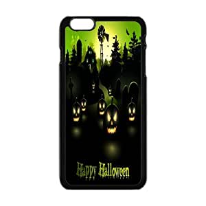 jianshop Funny, Fashion Hallowmas pumpkin Custom Design Apple iphone 6 (5.5) Case Cover