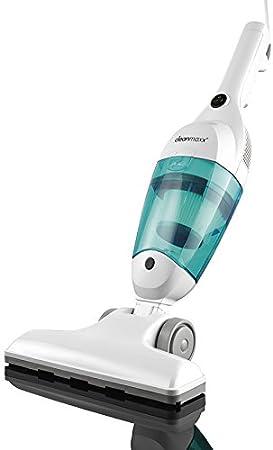 TV Unser Original 05107 cleanmaxx - Aspirador Duo Clean, color blanco y azul: Amazon.es: Hogar