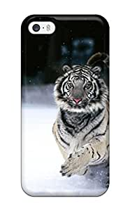 Ryan Knowlton Johnson's Shop Premium White Tiger Back Cover Snap On Case For Iphone 5/5s 3276147K21542993
