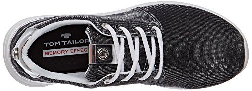 Black TOM Noir TAILOR Damen 2791702 Sneaker 011AzfS