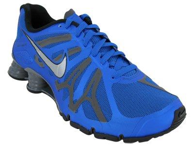 New Nike Shox Turbo + 13 Blue Mens 12