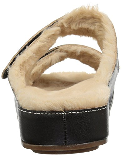 L'Artiste Sandals Step Spring Black FURRIE by Women's 1P1pw