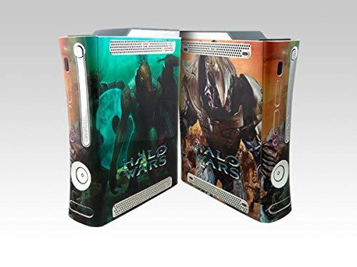 Xbox 360 Skin Set Body Wrap - Halo Wars Vinyl Skin Decal Sticker Protective for Xbox 360 Console by Mr Wonderfull Skin