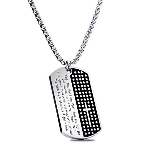 Christian Dogtag Dog Tag Military product image
