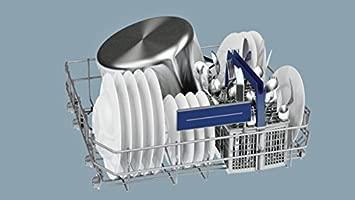 Siemens iQ300 SN336W03IE lavavajilla Bajo encimera 13 cubiertos A ...