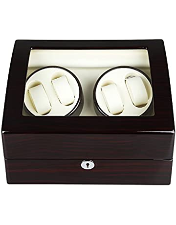 4f9614e8437f68 Excelvan New Quality Auto Watch Winder Luxury Automatic Watch Winder, Lxury  Watch Winder Cases 4