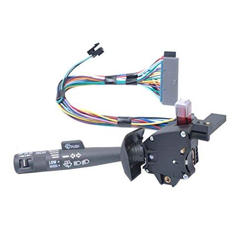 Tilt Turn Signal Switch - Xuanhemen 26100985 26091771 26097021 Windshield Wiper Arm Turn Signal Lever Switch Cruise Control