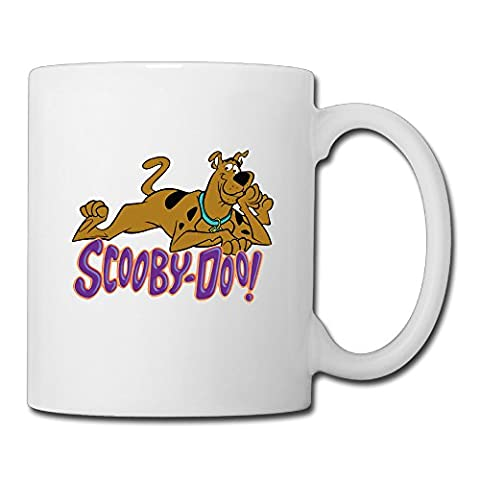 Cool Scooby-Doo, Where Are You! Ceramic Coffee Mug, Tea Cup | Best Gift For Men, Women And Kids - 13.5 Oz, - Barbera Coffee