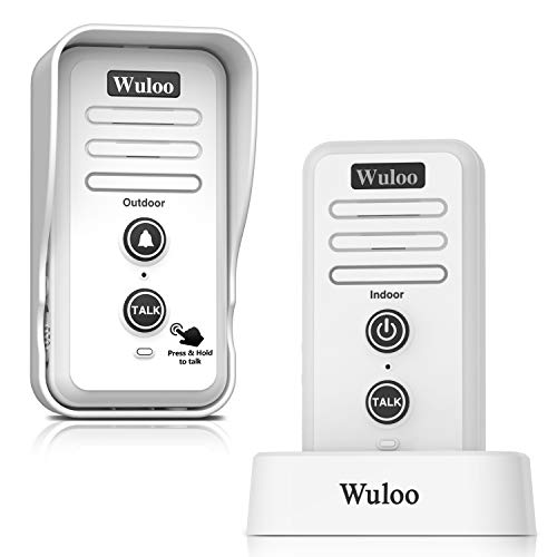 Wireless Intercom Doorbell Chime