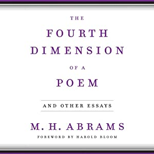 The Fourth Dimension of a Poem Audiobook