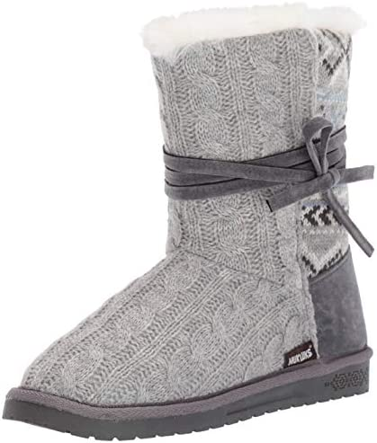 MUK LUKS Women's Pull on Fashion Boot