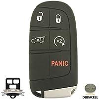5 Button 2014-2015 Jeep Grand Cherokee Proximity Smart Key Remote M3N40821302