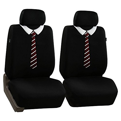 - FH Group FB058TIE102 Seat Cover (Endearing Tie Airbag Compatible (Set of 2))