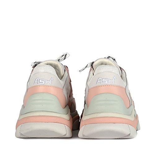 Pink Pink Footwear Ash Trainer Weiß Weiß Addict und SFxxRqC
