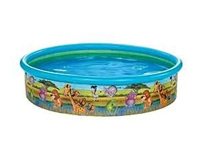 Wehncke 12800 africa piscina fix semi rigidas para ni os for Amazon piscinas infantiles