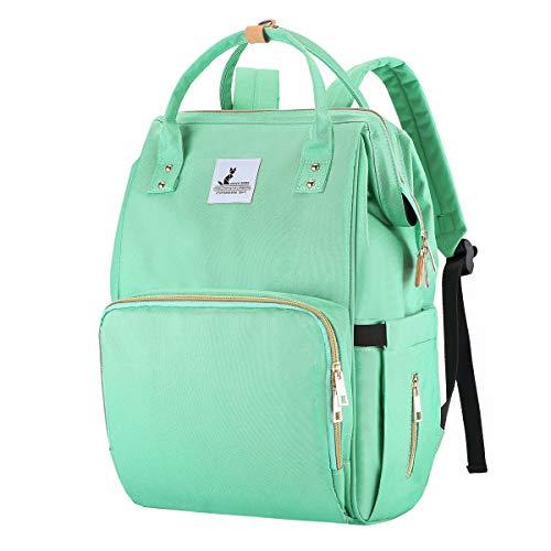 Diaper Bag Diaper Backpack - Baby Bag for Boys Girls - Nappy Changing Bag for Women / -