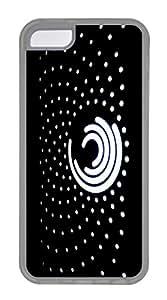 iPhone 5c Case Unique Cool iPhone 5c TPU Transparent Cases Blinking Lights Design Your Own iPhone 5c Case