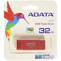 ADATA UV330 32GB USB 3.1 Flash Drive (Red)