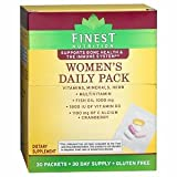 Finest Nutrition Multivitamin Womens Pouch Combo Pk 30 ea Review