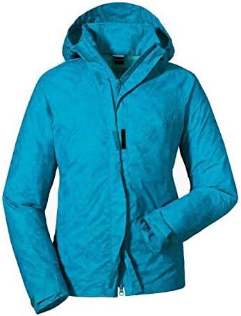 Schöffel Damen Easy L4 Jacke (Blau) Sport 1a