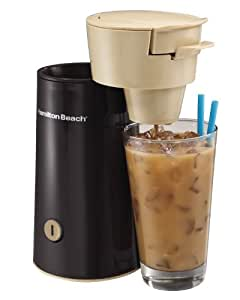Hamilton Beach 40915 Iced Coffee Brewer, Black