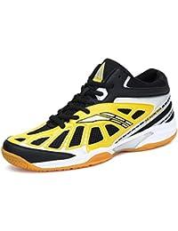 Tennis Shoes Men Flexible Athletic Indoor Court Outdoor Sneakers Non Slip  Comfy Shoe e63c2f81b0423