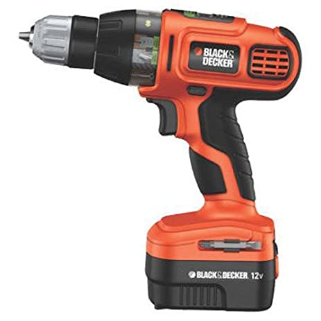 black and decker tools. amazon.com: black \u0026 decker ss-12 12v cordless drill/driver tool: home improvement and tools