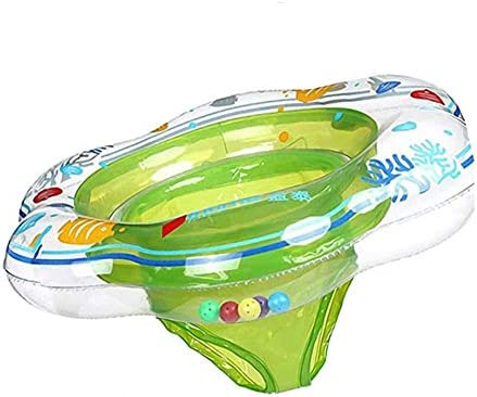 Aid Kids PVC Pool Floats Ring for Baby Toddlers Swimming Training W// Safety Seat