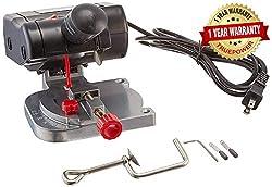 TruePower 919 High-Speed Mini Miter/Cut-Off Saw – Best for DIY-ers, Runner-up