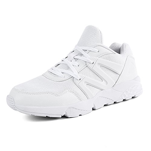 2017 Men Gym shoes Casual shoes Running shoes white - 4