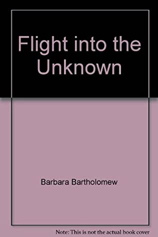 book cover of Flight Into Unknown