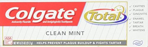 Colgate Total Toothpaste, Travel Size, 0.75 oz
