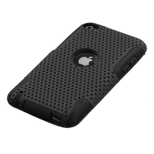 Snap-On Protector Hard Case for Apple iPod Touch 4th Generat